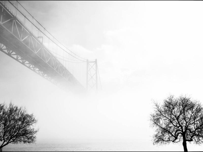 Bridge, Lisbon.